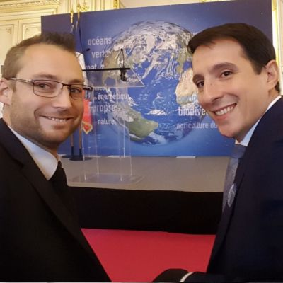 image de Pierre Bellagambi  & Simon Lillamand